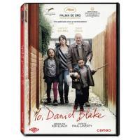 Yo, Daniel Blake - DVD