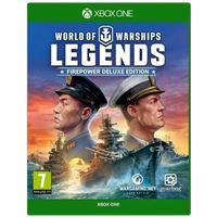 World of Warships Legends Deluxe Edition Xbox One