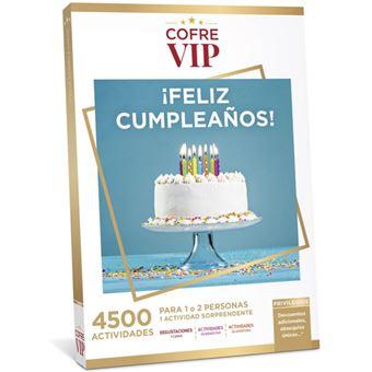 Caja regalo CofreVIP ¡Feliz Cumpleaños!