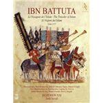Ibn Battuta - The Traveler of Islam 1304-1377 - 2 CD + Libro
