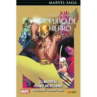 Marvel Saga. El Inmortal Puño de Hierro 4