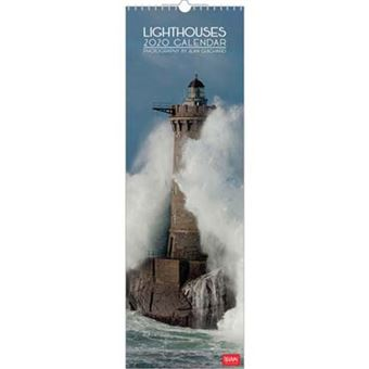 Calenadio 2020 Legami Lighthouses - 16x49cm