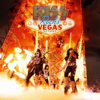 Rocks Vegas. Live at the Hard Rock Hotel (DVD + CD)