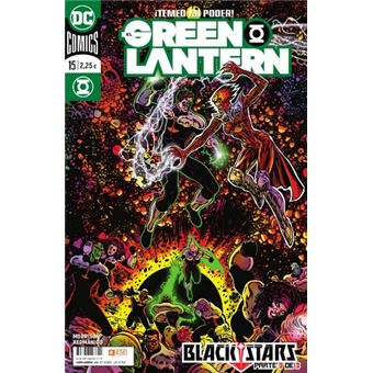 El Green Lantern núm. 97/15