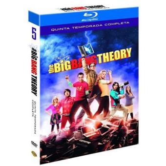 The Big Bang TheoryThe Big Bang Theory - Temporada 5 - Blu-Ray