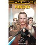 Star Wars Era de la República: Héroes 1