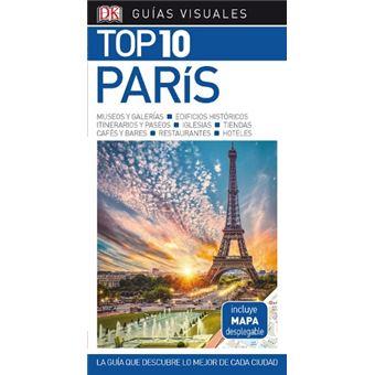 Guía Visual Top 10 París