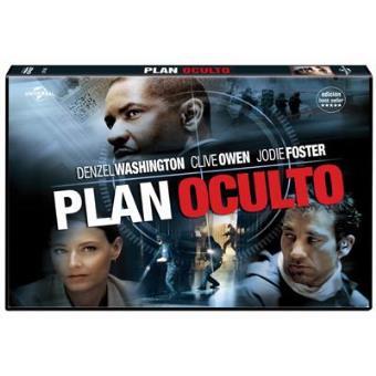 Plan oculto - DVD Ed Horizontal