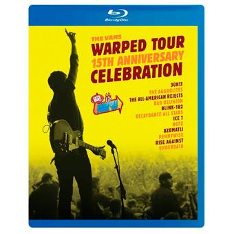 The Vans Warped Tour 15th Anniversary Celebration (Blu-ray))