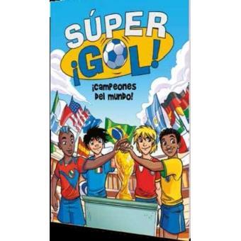 Supergol 5. ¡Campeones del mundo!