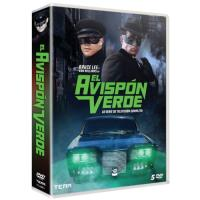 El avispón verde - La serie completa - DVD