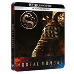 Mortal Kombat (2021) - Steelbook UHD + Blu-ray