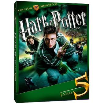 Harry Potter y la Orden del Fénix - Blu-Ray + Libreto