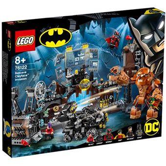 LEGO DC Super Heroes 76122 Irrupción de Clayface™ en la Batcueva