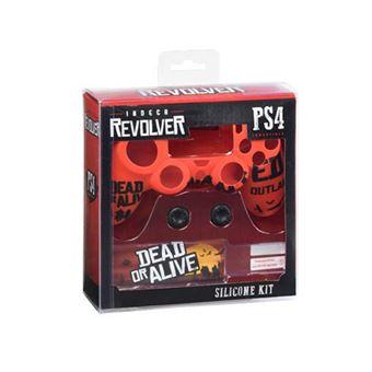 Kit de silicona Indeca Revolver para mando PS4