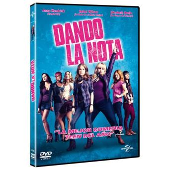 Dando la nota - DVD