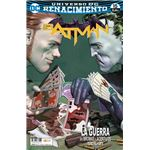 Batman núm. 70/ 15 (Renacimiento) Grapa