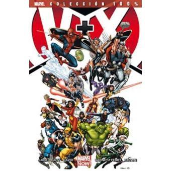 V + X. Los Vengadores + Patrulla X 1. 100% Marvel