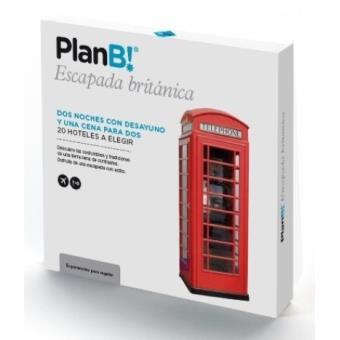 PlanB!. Escapada británica
