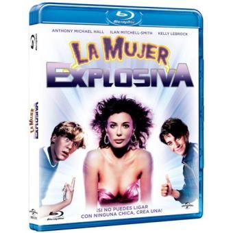 La mujer explosiva - Blu-Ray
