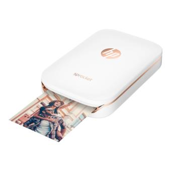 Impresora fotográfica HP Sprocket Blanca
