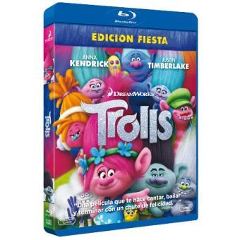 Trolls - Blu-Ray
