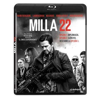 Milla 22 - Blu-Ray