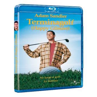 Terminagolf - Happy Gilmore - Blu-Ray
