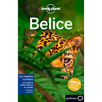 Lonely Planet: Belice