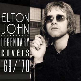 Legendary Covers Album 1969-70 - Vinilo