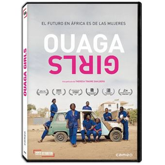 Ouaga Girls V.O.S. - DVD