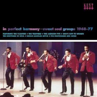 Sweet Soul Groups 1968-77