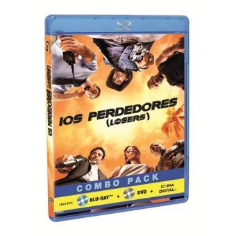 Los perdedores - Blu-Ray + DVD
