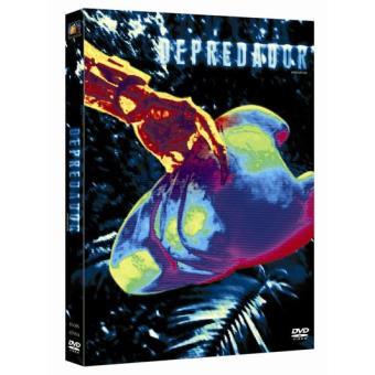 Depredador + Postales - DVD