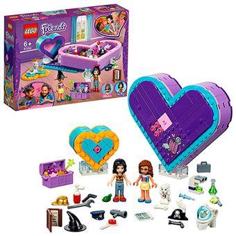 LEGO Friends 41359 Pack de la Amistad: Caja Corazón