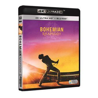 Bohemian Rhapsody - UHD + Blu-Ray