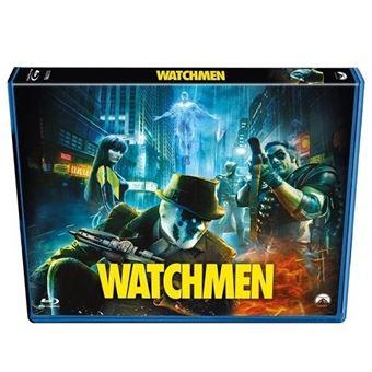 Watchmen  - Blu-Ray Ed Horizontal