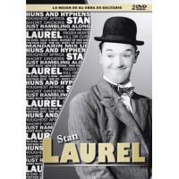 Pack Lo mejor de Stan Laurel - DVD