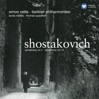 Symphonies no.1 & 14