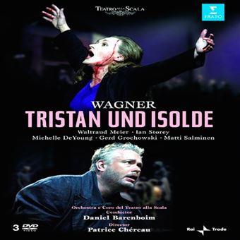 Wagner - Tristan Und Isolde - 3 DVD