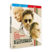 Tipos legales - Blu-Ray + DVD