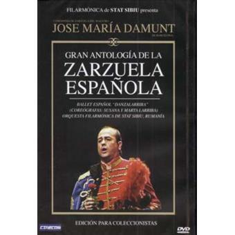Gran antología de la zarzuela española