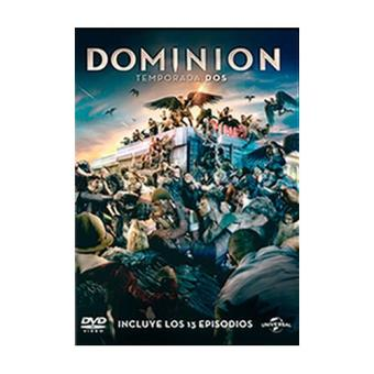 Dominion  Temporada 2 - DVD