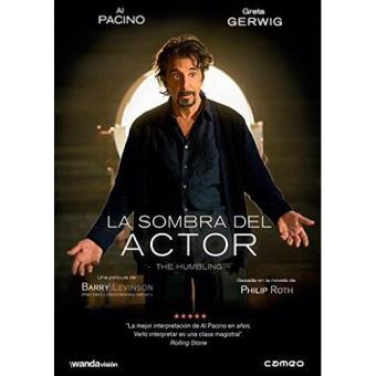 La sombra del actor - DVD