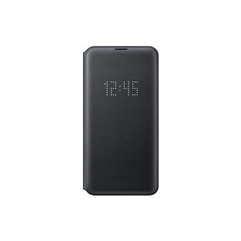 Funda Samsung LED View para Galaxy S10e Negro