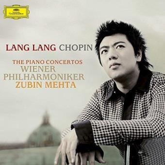 Lang Lang - Chopin: Piano Concerto Nos. 1 & 2 - Vinilo