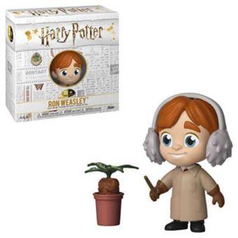 Figura Funko 5 Star Harry Potter - Ron Weasley, herbología