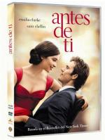 Antes de ti - DVD