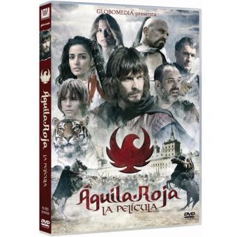 Águila RojaÁguila Roja. La película - DVD