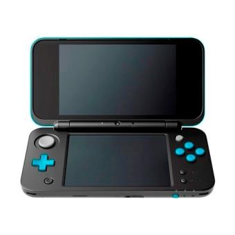 Consola New Nintendo 2DS XL Negro/Turquesa